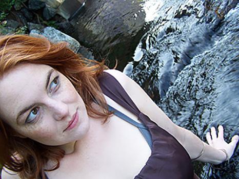 Monica Walsh, actress,
