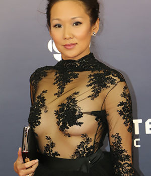 Steph Song, actress,