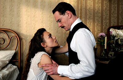 ;A Dangerous Method;