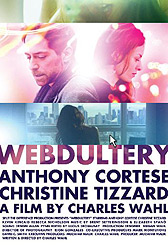 ;Webdultery, movie poster;