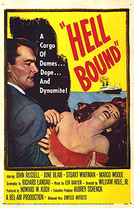 Hell Bound, 1957, movie poster