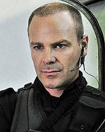 Michael Cram, actor, Flashpoint,