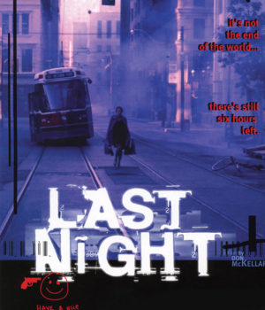Last Night, movie poster