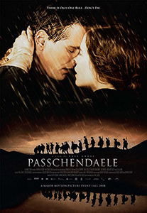 Poster for the 2008 movie, Passchendaele courtesy of Alliance Films