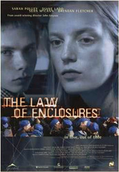 ;The Law of Enclosures, movie poster;