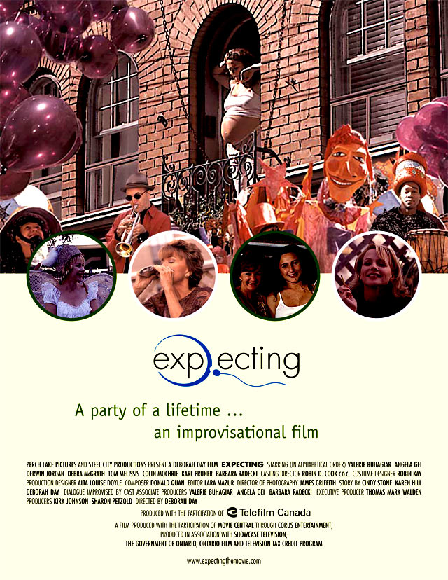 ;Expecting, movie poster, large;