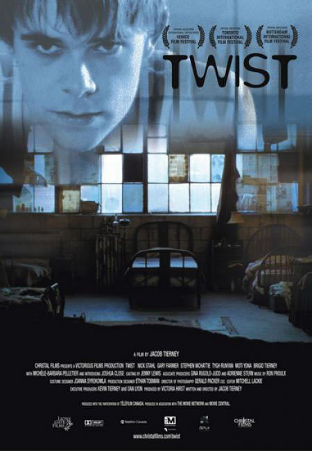 ;Twist, 2003 movie poster;