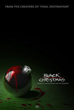 Black Christmas, poster