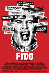 Fido, movie poster