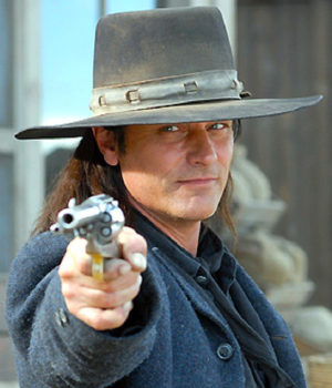 Paul Gross, Gunless, movie,