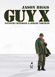 ;Guy X, movie poster;