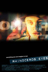 ;Rhinoceros Eyes, movie poster;