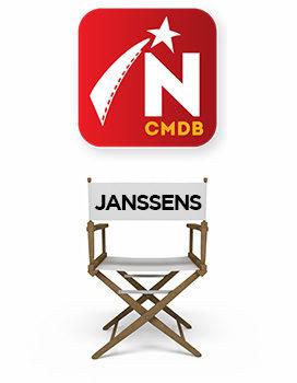James Janssens, actor,