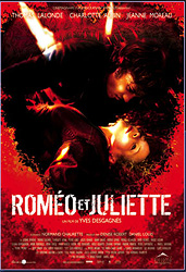 ;Roméo et Juliette, movie poster;