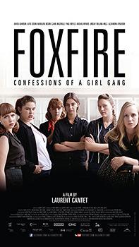 Foxfire, movie, poster,