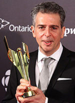 Jerry Ciccoritti, film director,