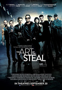 The Art of the Steal, movie poster