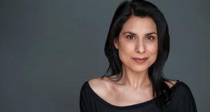 Laara Sadiq, actress,