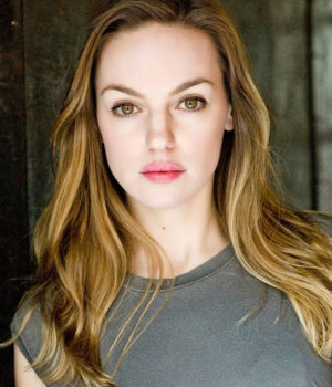 Michelle Mylett, actress,