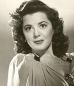 Ann Rutherford, actress,