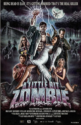 A Little Bit Zombie, movie poster