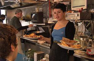 Dish: Women, Waitressing & the Art of Service, movie, still,