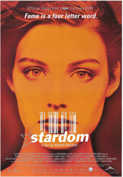 Stardom, movie poster,