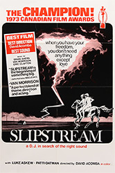 ;Slipstream, 1973 poster - Northernstars Collection;