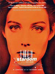 ;Stardom, 2000 movie poster;