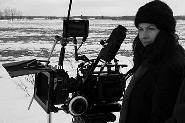 Danishka Esterhazy, director, film,