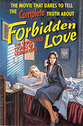 ;Forbidden Love, movie poster;
