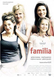 ;Familia, movie poster;