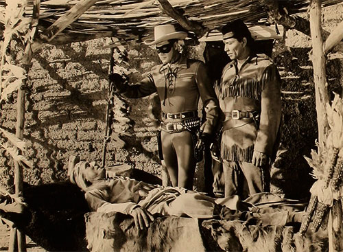 ;Jay Silverheels, Clayton Moore, The Lone Rager and the City of Gold - Northernstars Collection;