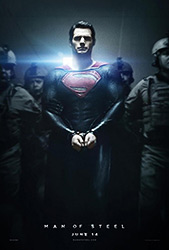 Man of Steel, movie poster