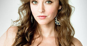 Katherine Isabelle, actress,