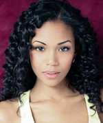 Mishael Morgan, actress,