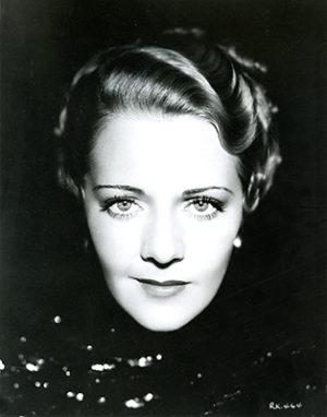 Ruby Keeler, actress,