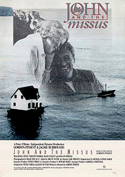 ;John and the Missus, movie poster;