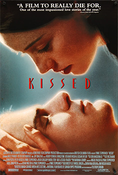 Kissed, movie poster