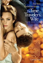 ;The Time Traveler`s Wife, movie poster;