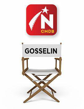 Bernard Gosselin, film director,