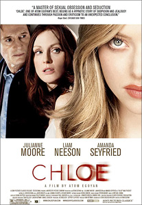 Chloe, movie, poster
