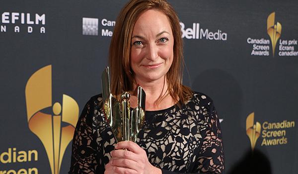 Tassie Cameron, screenwriter,
