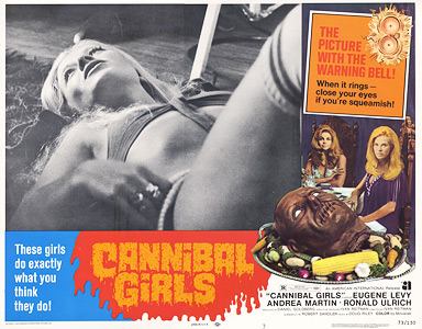 ;Cannibal Girls - Northernstars Collection;