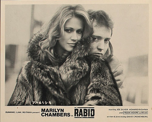 ;Rabid, lobby card, Northernstars Collection;