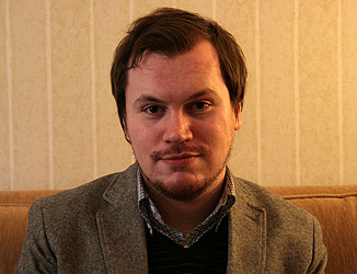 Ryan Redford, film director,