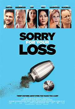 Sorry For Your Loss, movie, poster,