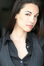 Jordan Madley, actress,