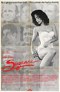Suzanne, movie, poster