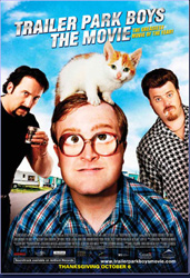 Poster for Trailer Park Boys: The Movie